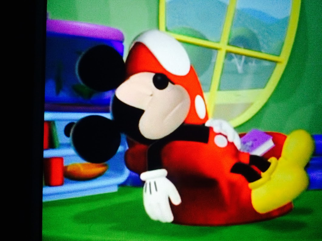 Mickey mouse clubhouse donalds hiccups part 1