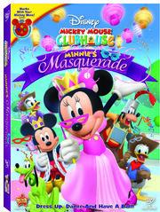 Minnie's Masquerade DVD