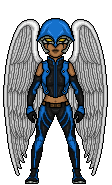Hawkgirl E2 by treforable