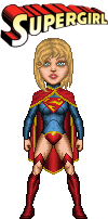 New52 Supergirl by cyke