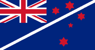 Third national flag of cke