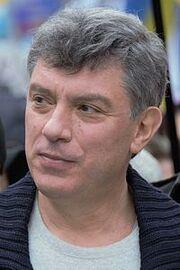 Boris Nemtsov 2013