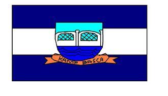 Kamp Basca flag