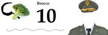 10 Broccos