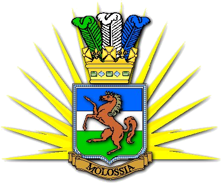 File:Coat of arms of Molossia.png