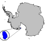 Roosevelt Island Antarctica