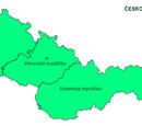 Administrativní dělení Československé federace