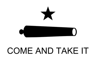 File:Texas Flag Come and Take It.png