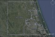 Cockatiel Empire Territory Map (New)