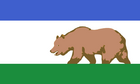 Flag of Bearpark