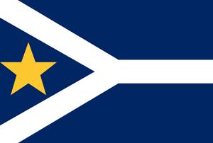 Flag of the Intermicronational Union