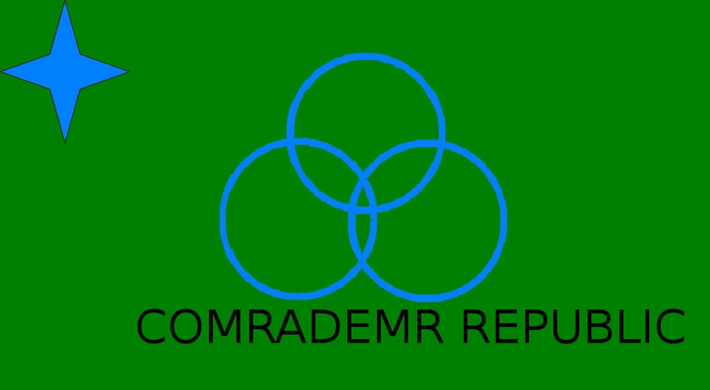 File:Flag of the ComradeMr Republic.png