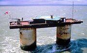 Sealand fortress