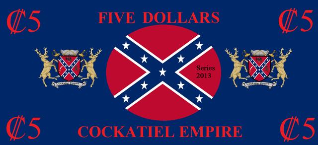 File:Five Cockatiel Dollars.png