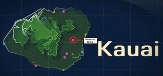 Hanamaulu Airstrip Map