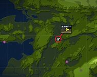Iditarod 14 (North) - Galena Map 2