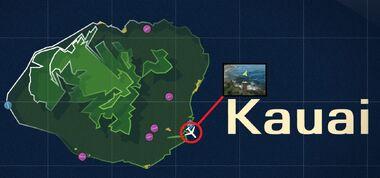 Nawiliwili Light Map