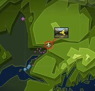 X Marks the Spot Aerocache Map 2
