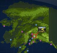 X Marks the Spot Aerocache Map 1