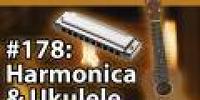 7x012 - Harmonica and ukulele