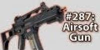 10x017 - Airsoft Gun