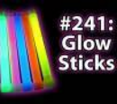 8x028 - Glowsticks