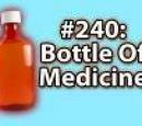 8x027 - Medicine bottle