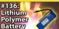 6x003 - Lithium polymer battery