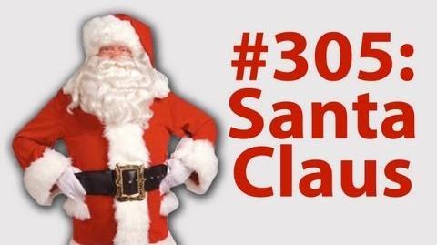 Bx005 - Santa Claus