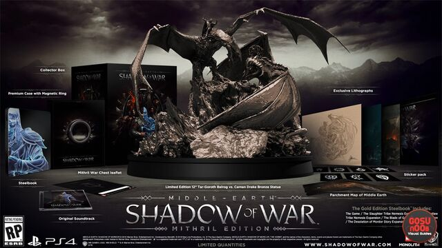 File:Middle Earth Shadow of War Editions Pre Order Bonuses.jpg