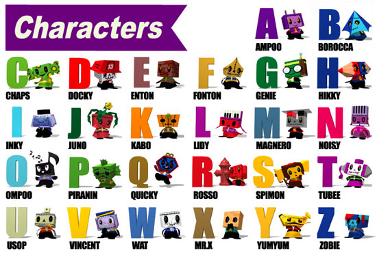 Cartoon Characters That Start With R : Names of cartoon characters that start with the letter r