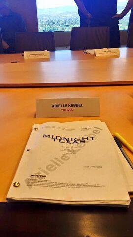 File:BTS Arielle Kebbel first table read.jpg