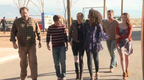 Midnight, Texas (NBC) Season Premiere B-ROLL