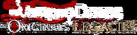 Vampire Diaries and The Originals Wordmark
