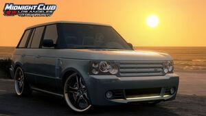 MCLA Range Rover