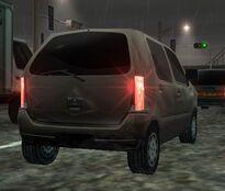 MC2 Suzuki Wagon R Rear