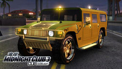 MC3 Hummer H1