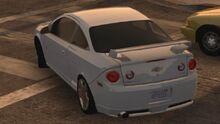 MCLA Chevrolet Cobalt Traffic Car Rear