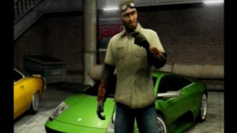 Midnight Club 3 Cutscene - Vince Intro