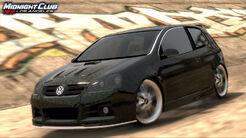 MCLA Volkswagen Golf R32 Front