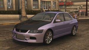 Mitsubishi Lancer Evolution IX MR-Edition '06 TWC