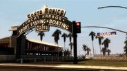 MCLA Santa Monica Pier Entrance 2