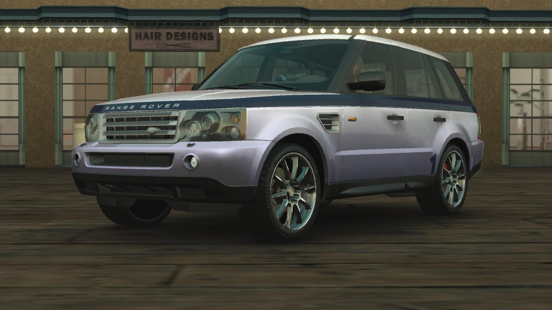 Image Range Rover Sport 08 Low Angle