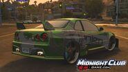 MCLA Nissan Skyline