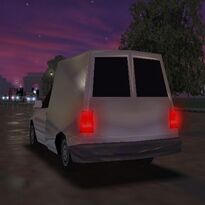 MCSR Ford Escort Rear