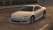 MCLA Mitsubishi Eclipse-Like Car