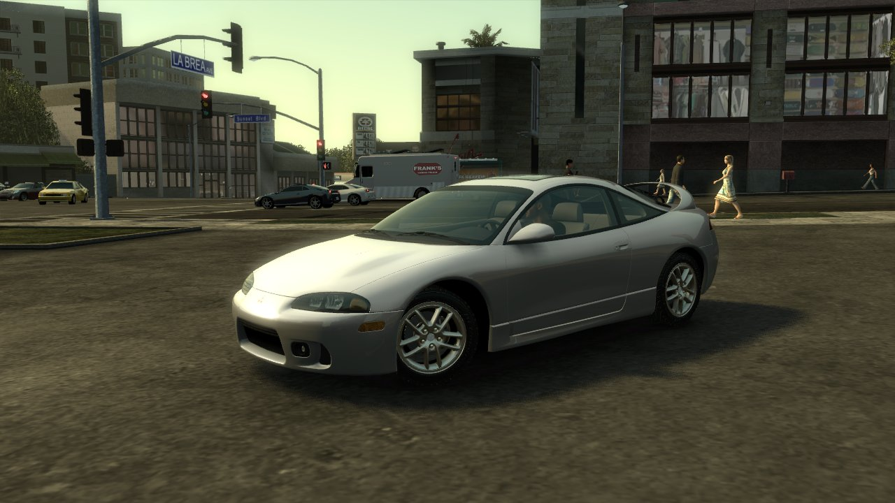 Mitsubishi Eclipse Gsx Midnight Club Wiki Fandom