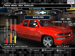 MC3 DUB Edition Chevrolet Silverado