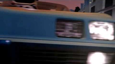 Midnight Club Los Angeles - Police Pursuit Trailer