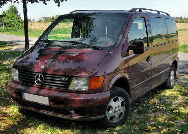 File:800px-Mercedes V-Klasse 20090815 front.jpg